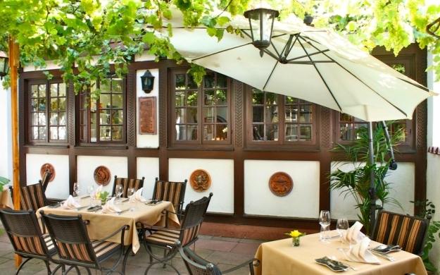 Restaurant Panorama Karlsruhe