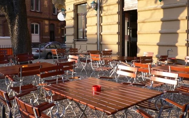Foto 7 von Flammaurant zum Kastaniengarten - Meine Flammekueche in Karlsruhe