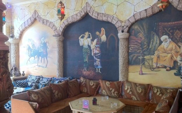 Foto 5 von PYRAMIDE - Café - Shisha - Bar in Karlsruhe