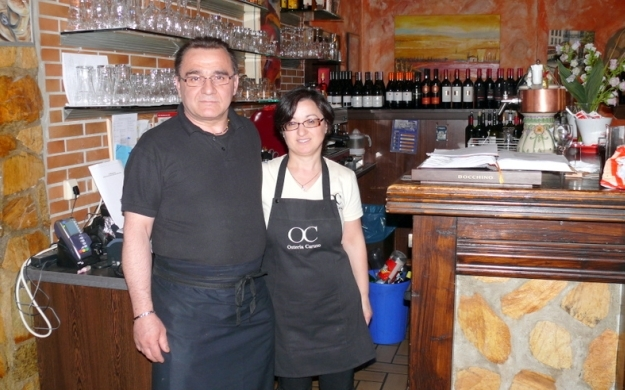 Photo von Osteria Caruso in Berlin
