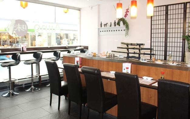 Foto 2 von Ajino Sushi Bar in Mannheim