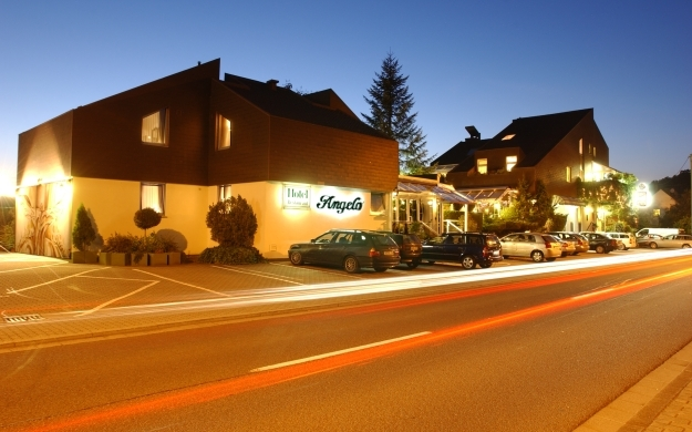 Photo von Angelo Hotel - Restaurant in Saarbrücken
