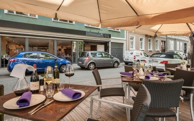 Foto 2 von Ferrucci Winebar in Darmstadt