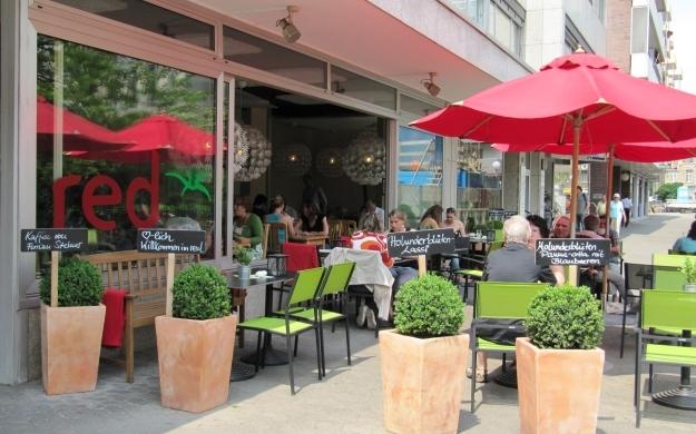 Photo von red die grüne Küche in Heidelberg