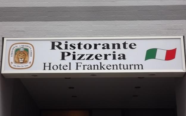 Foto 11 von Ristorante Pizzeria Hotel Frankenturm in Trier