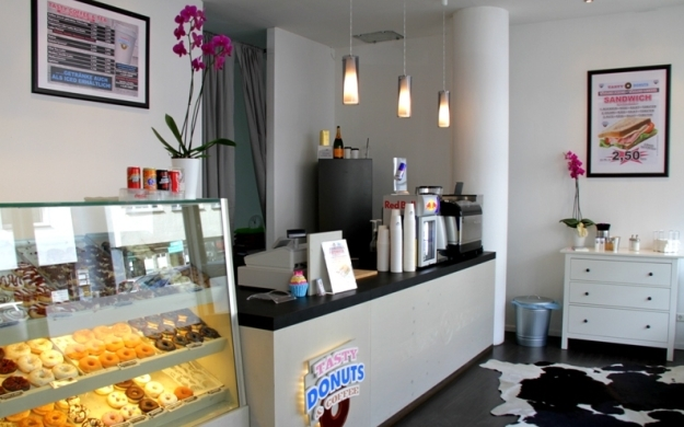 Photo von TASTY DONUTS & COFFEE in Stuttgart