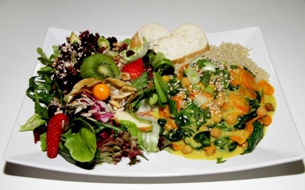Foto 4 von VELO Vegetarisches Restaurant in Heilbronn