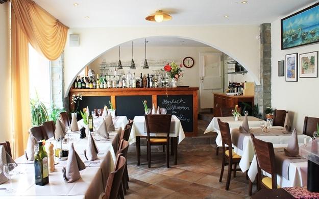 Foto 1 von Ristorante Pizzeria Napoli in Mannheim
