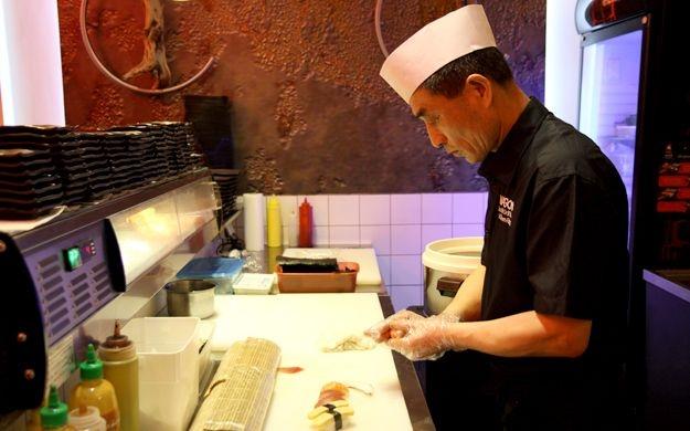 Foto 7 von Nagoya Japanisches Restaurant Sushi Grill in Köln
