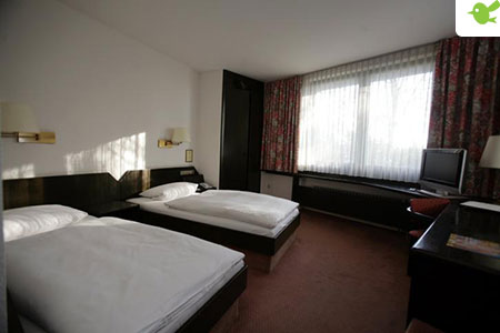 "Photo von Hotel ""Am Zault"" in Düsseldorf"