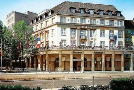 Foto von Hotel Residenz in Karlsruhe