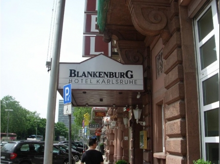Photo von Blankenburg Hotel in Karlsruhe