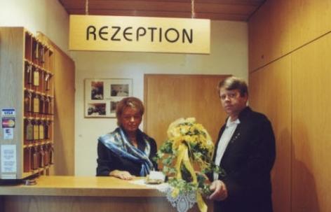 Foto 1 von Hotel Wilma in Krefeld