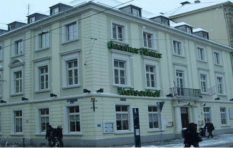 Foto 1 von Hotel Kaiserhof in Karlsruhe