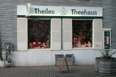 Photo von Theiles Teehaus in Mülheim