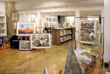 Foto von Galerie & Atelier Wall 17 in Mülheim