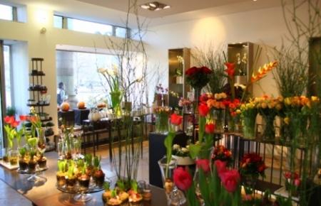 Photo von Blumen Fischer - Stilvolles Ambiente in Stuttgart