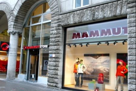 Mammut store