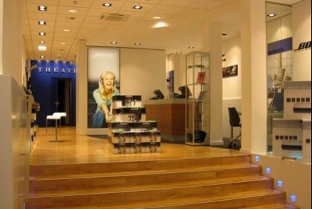 bose experience center mannheim mannheim audio tv video. Black Bedroom Furniture Sets. Home Design Ideas