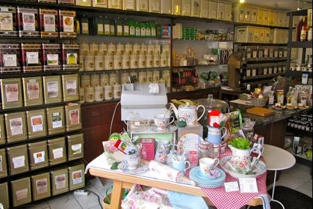 Foto von Tee- und Kaffeeladen in Backnang