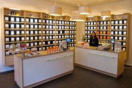 Foto von Teefachgeschäft in Karlsruhe