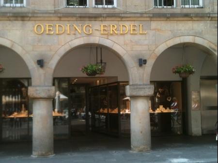 Foto von Juwelier Oeding-Erdel in Münster