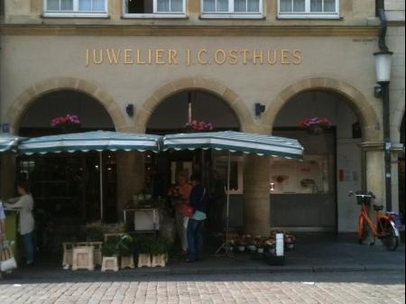 Foto von Juwelier J.C. Osthues in Münster