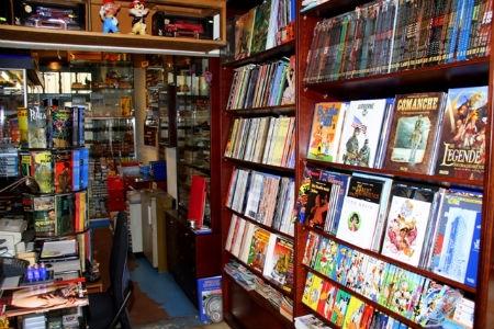 Photo von Comic und Spielzeug in Stuttgart