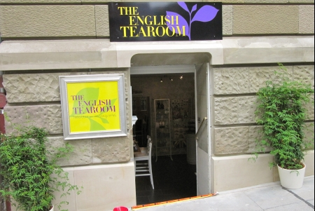 Photo von THE ENGLISH TEAROOM in Stuttgart