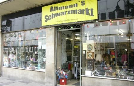 altmann 39 s schwarzmarkt duisburg mitte second hand. Black Bedroom Furniture Sets. Home Design Ideas