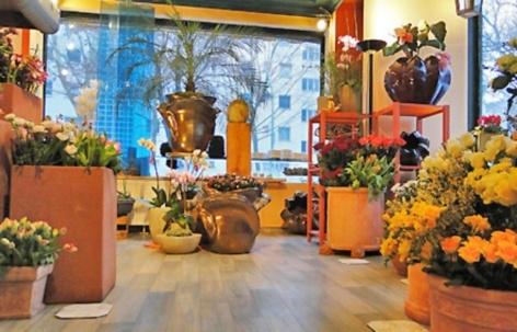 Foto 2 von Blumenball in Berlin