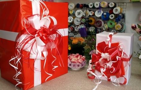 Foto 2 von Geschenke-, Blumen und Verpackungsservice in Berlin