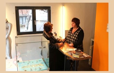 Foto 9 von Michaela Eiternick<br> Werkstatt für Schmuck in Schorndorf