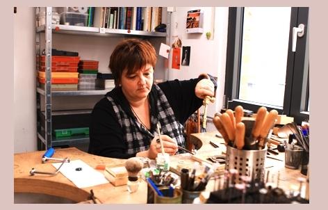 Foto 6 von Michaela Eiternick<br> Werkstatt für Schmuck in Schorndorf