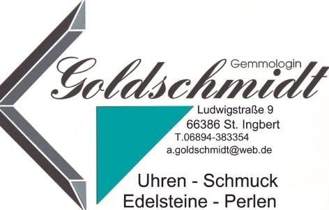 Foto 13 von Gemmologin Goldschmidt in Sankt Ingbert