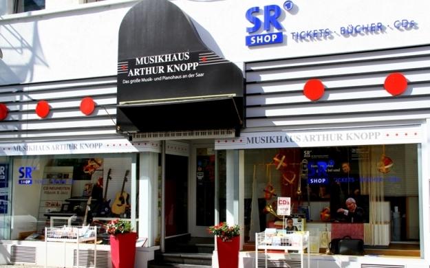 Foto 15 von Musikhaus Arthur Knopp GmbH in Saarbrücken
