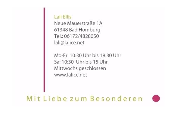 Foto 4 von LALICE - Handgefertigter Schmuck in Bad Homburg