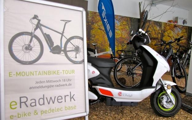 Foto 5 von eRADWERK e-bike & pedelec base in Stuttgart