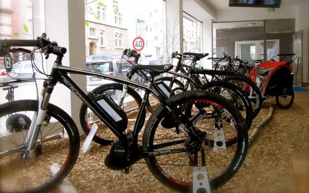 Photo von eRADWERK e-bike & pedelec base in Stuttgart