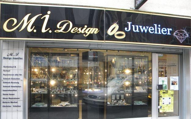 Photo von M.I. Design Juwelier in Köln