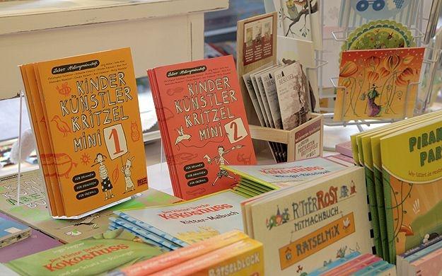 Photo von Buchhandlung Pflips in Köln