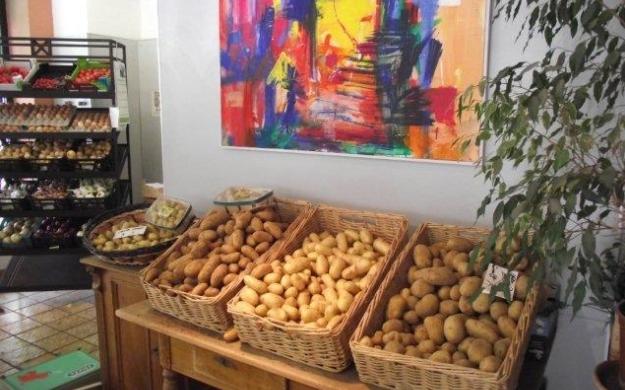 Foto 8 von St. Michaelsläden Heyd Obst + Gemüse in Homburg