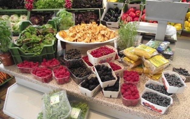 Foto 7 von St. Michaelsläden Heyd Obst + Gemüse in Homburg