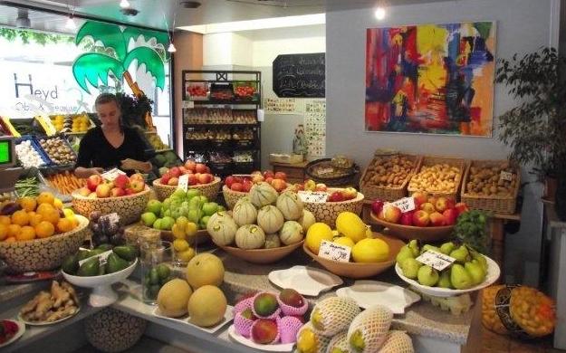 Photo von St. Michaelsläden Heyd Obst + Gemüse in Homburg