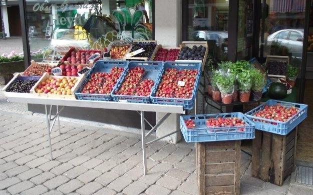 Foto 2 von St. Michaelsläden Heyd Obst + Gemüse in Homburg