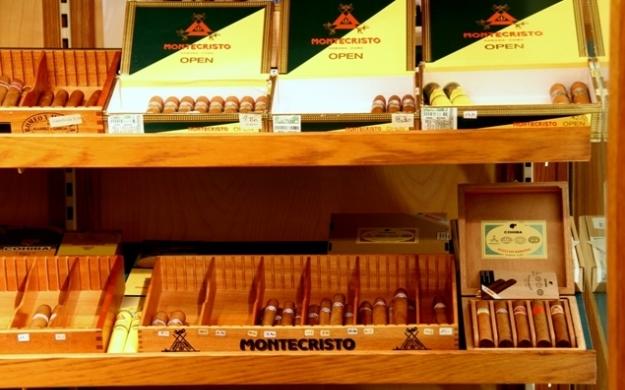 Foto 5 von Whiskystock Habanos-Zigarren in Stuttgart