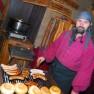 Es mittelaltert beim Esslinger Weihnachtsmarkt