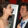 Josh Radnor und Cobie Smulders im Juni 2008