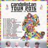 Culcha Candela mit der Candelistan-Tour 2015